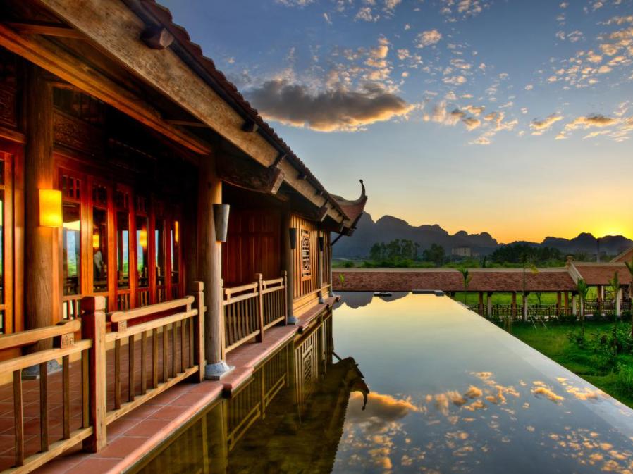 Tour Team building Hà Nội – Emeralda Resort 01 Ngày