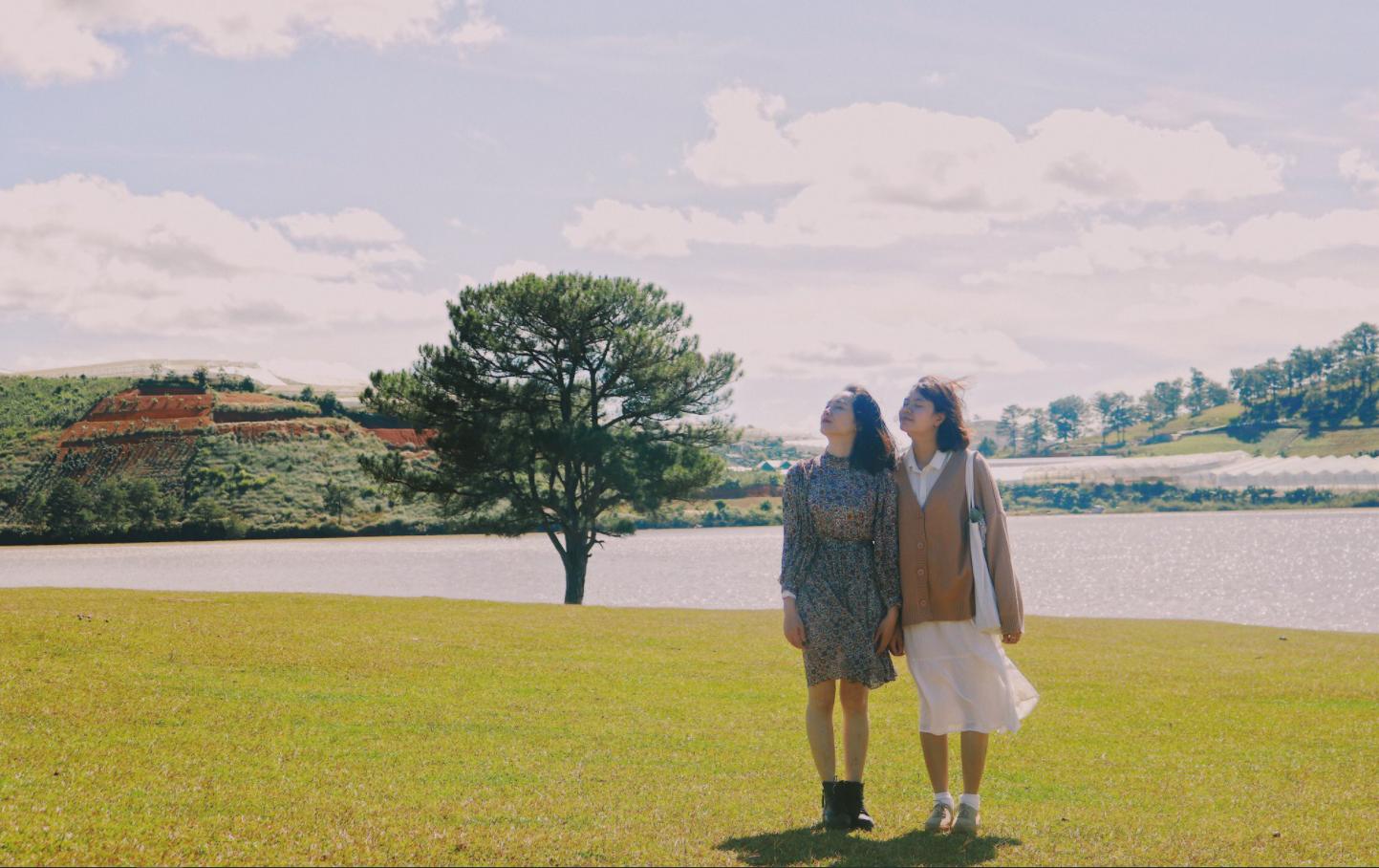Review du lịch đà lạt 4N3D của 3 cô gái