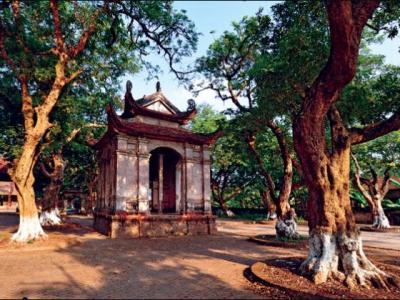 Tour đền đầm đền đại lộ đền đồng tử