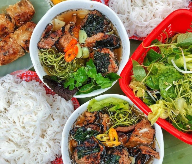 Ăn gì ở Hà Nội 3