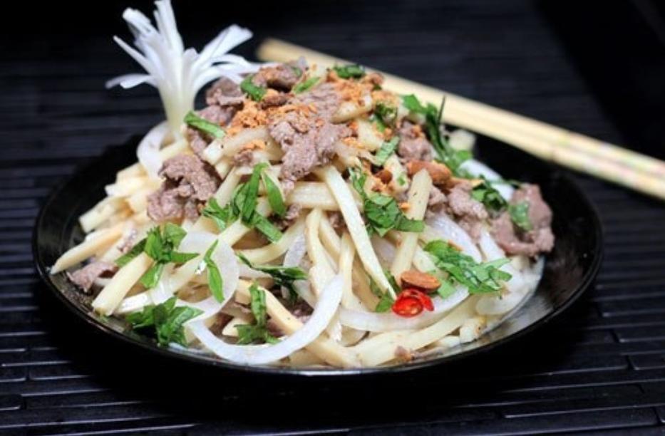 Ăn gì ở Lai Châu 3