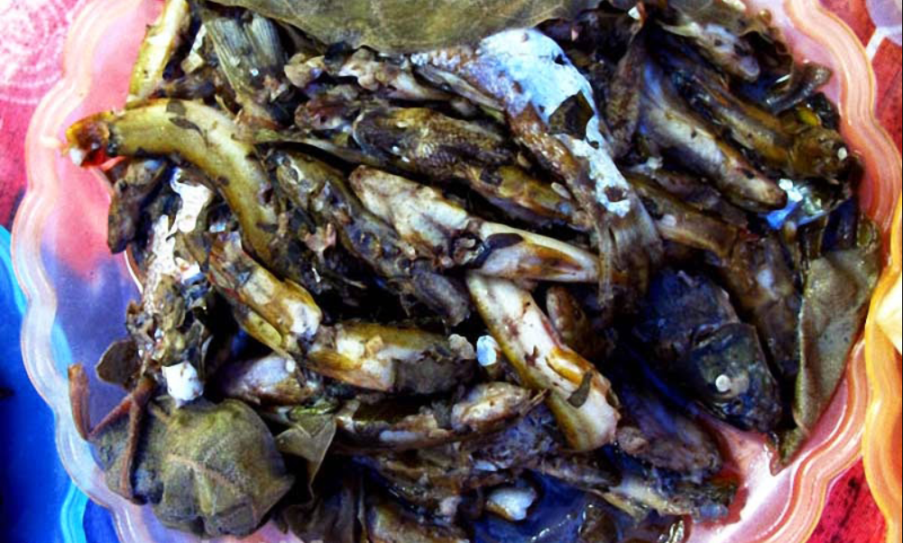 Ăn gì ở Lai Châu 5