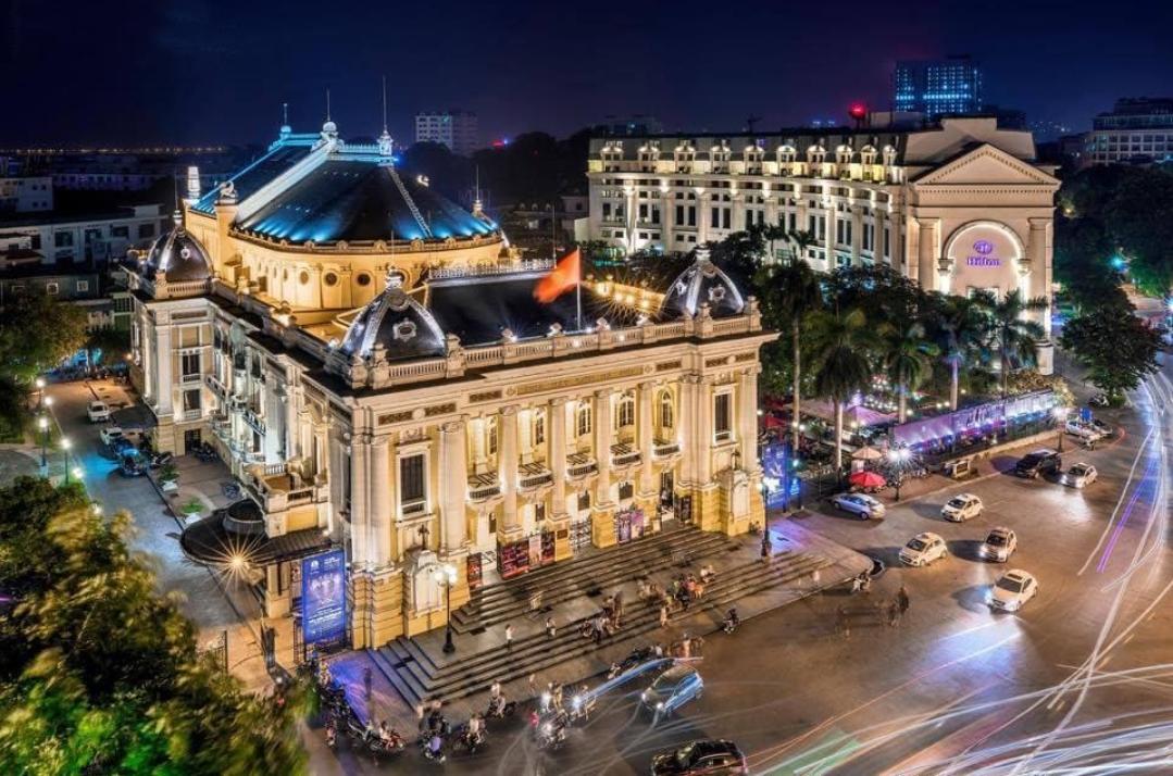 Địa điểm du lịch Hà Nội 9