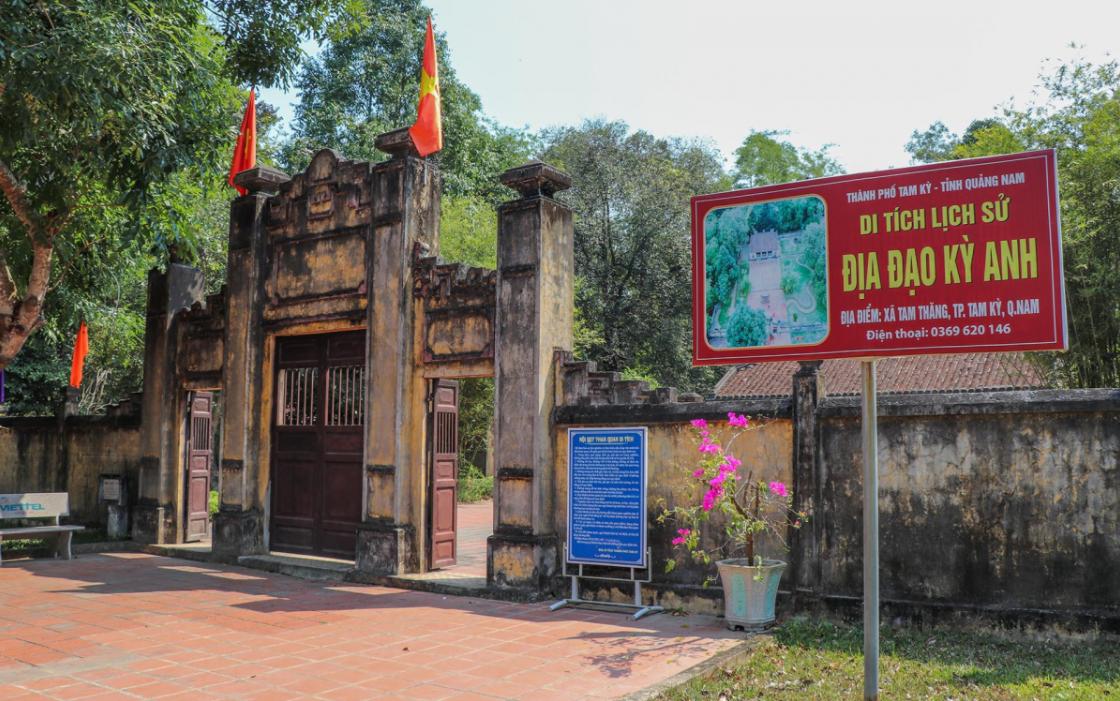 Địa điểm du lịch Quảng Nam 8