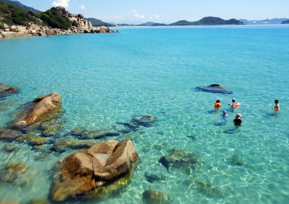 Địa điểm du lịch đảo Bình Hưng 8