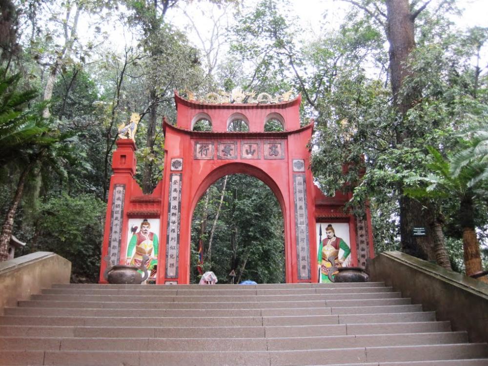 Du lịch Phú Thọ