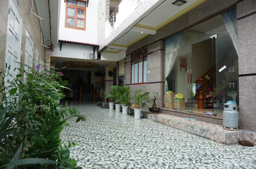 Lưu trú du lịch đảo Bình Ba 2