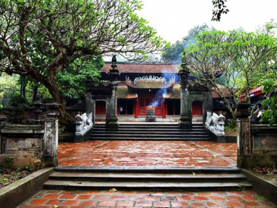 Tour đền sóc chùa non nước