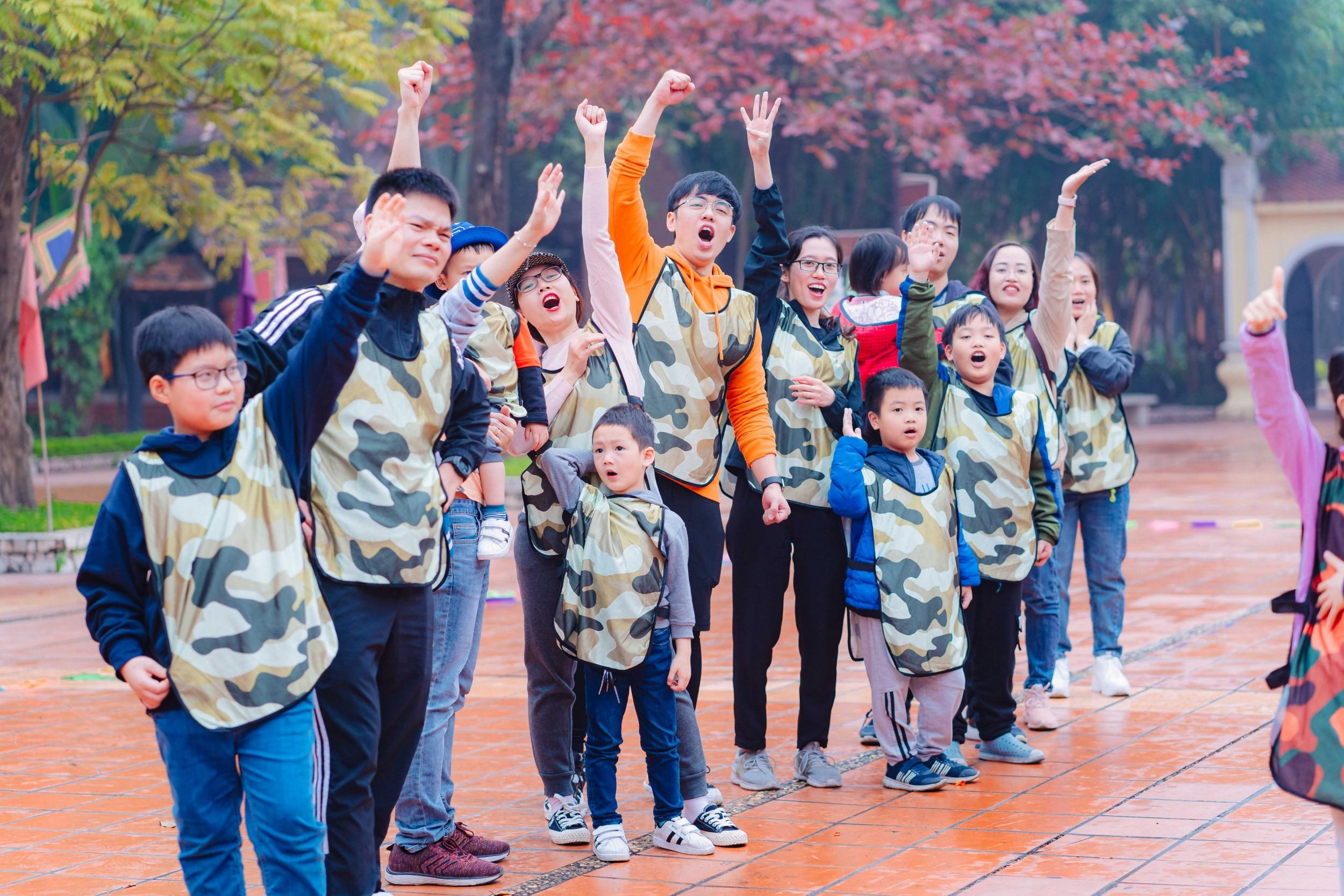 Tour du lịch học sinh 6