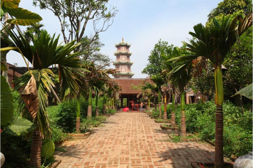 Tour Hà Nội Long Việt Resort 2N1D