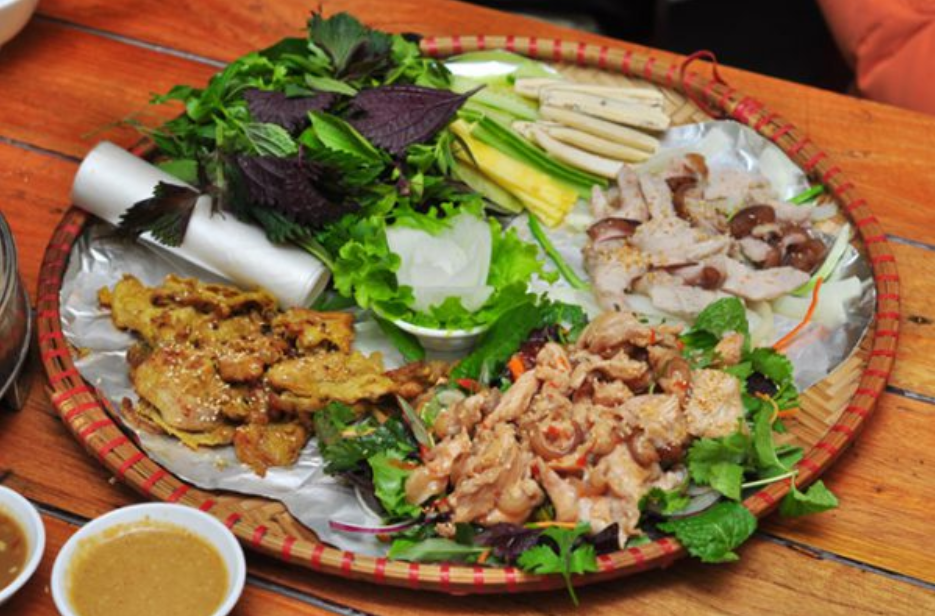 Ăn gì ở An Giang