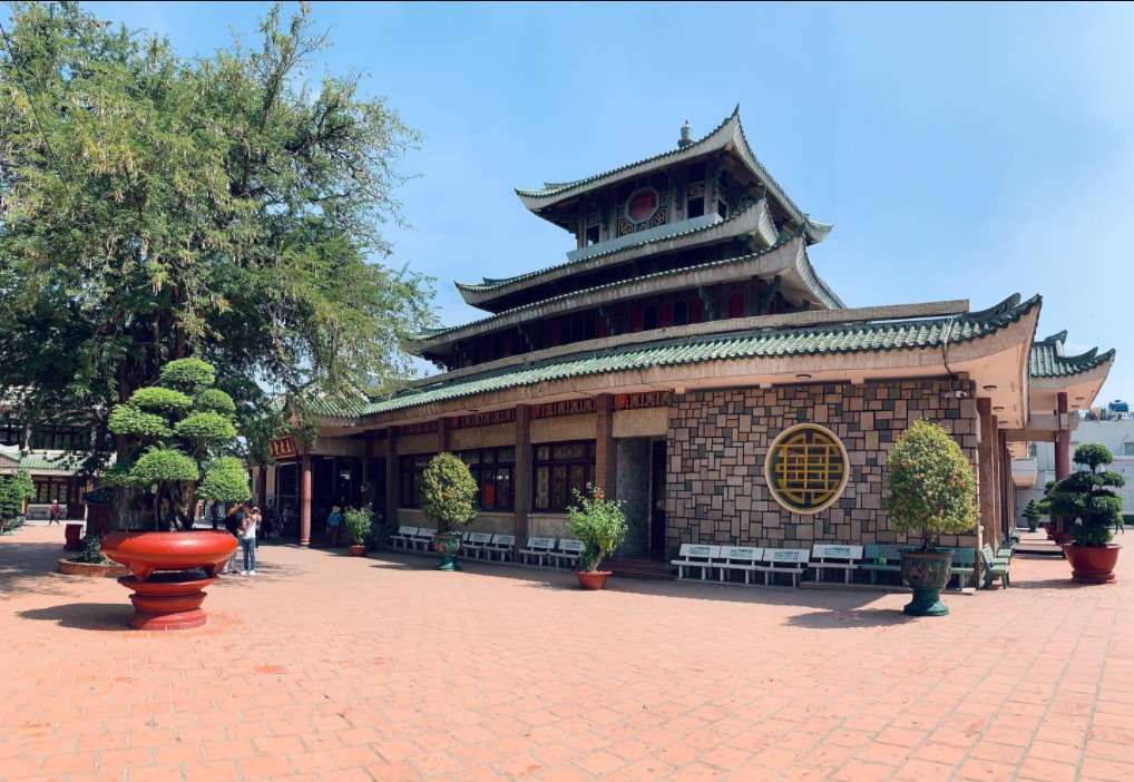 Địa điểm du lịch Châu Đốc 4