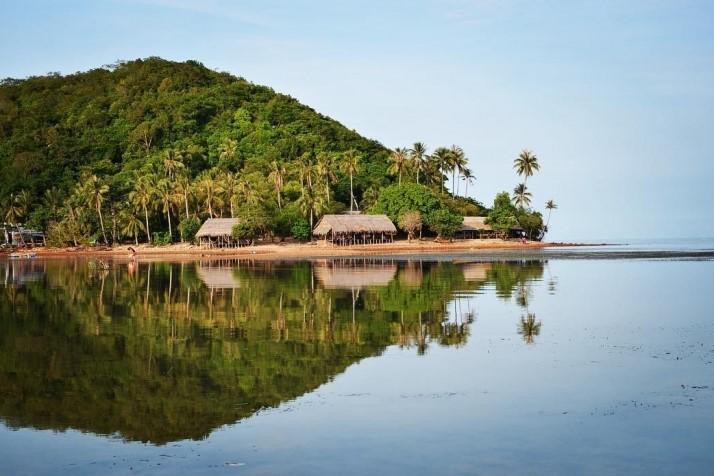 Khu nghỉ dưỡng du lịch Đảo Bà Lụa