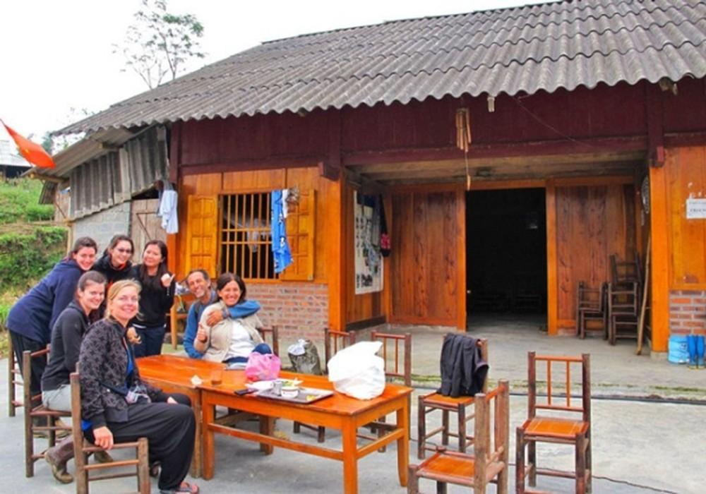 Lưu trú khi ở Nam Du 7