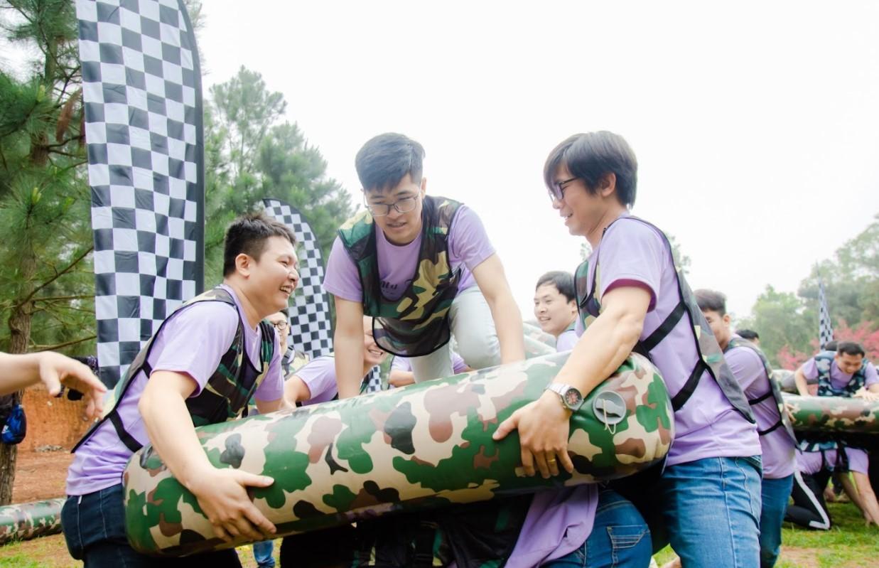 Team building quân đội 3