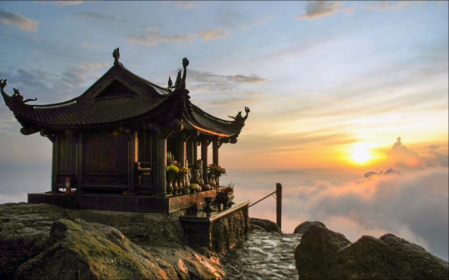 Tour chùa yên tử chùa ba vàng
