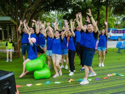 Tour Du Lịch Team Building Hà Nội Long Việt Resort 01 Ngày 10