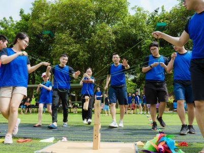 Tour Du Lịch Team Building Hà Nội Long Việt Resort 01 Ngày 13