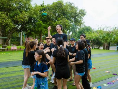 Tour Du Lịch Team Building Hà Nội Long Việt Resort 01 Ngày 5