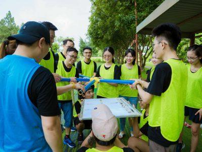 Tour Du Lịch Team Building Hà Nội Long Việt Resort 01 Ngày 7
