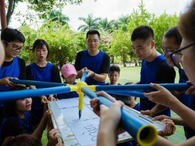 Tour Du Lịch Team Building Hà Nội Long Việt Resort 01 Ngày 8