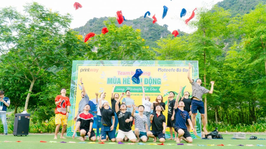 Tour Du Lịch Team Building Hà Nội Serena Resort 01 Ngày 18