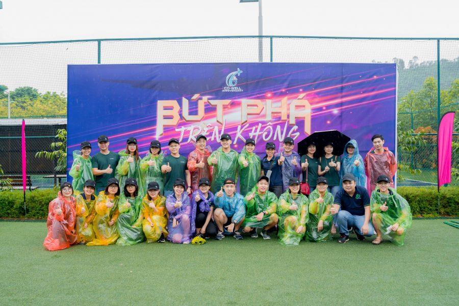 Tour Du Lịch Team Building Hà Nội – Sông Hồng Resort 01 Ngày 1