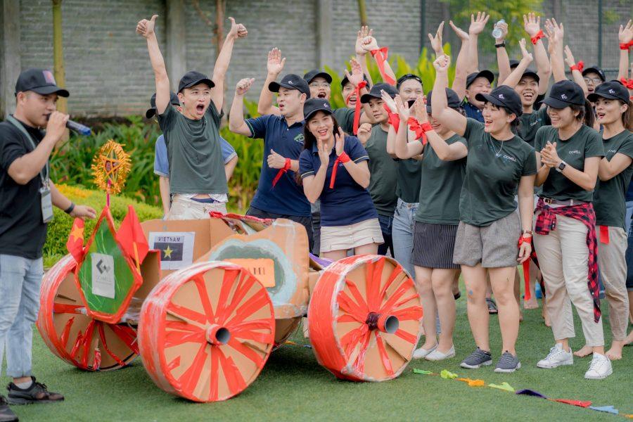 Tour Du Lịch Team Building Hà Nội – Sông Hồng Resort 01 Ngày 12