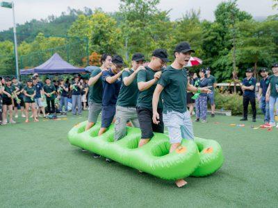 Tour Du Lịch Team Building Hà Nội – Sông Hồng Resort 01 Ngày 15