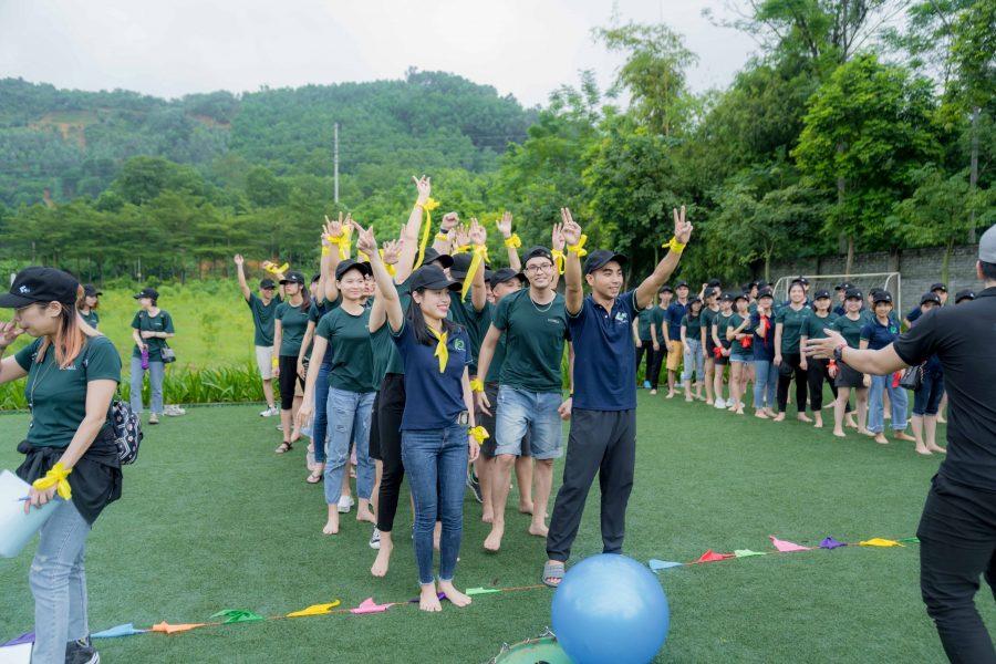 Tour Du Lịch Team Building Hà Nội – Sông Hồng Resort 01 Ngày 16