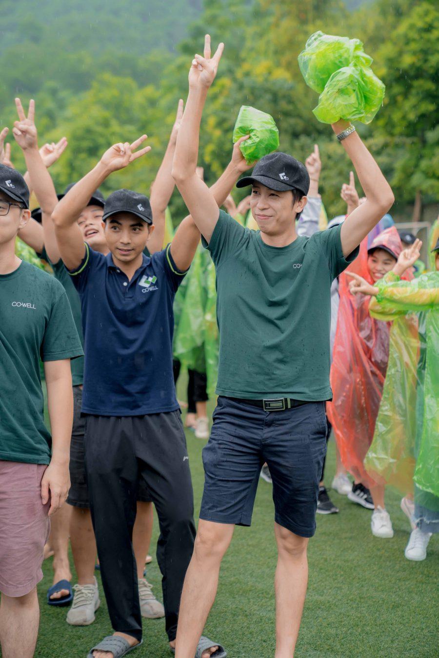 Tour Du Lịch Team Building Hà Nội – Sông Hồng Resort 01 Ngày 2