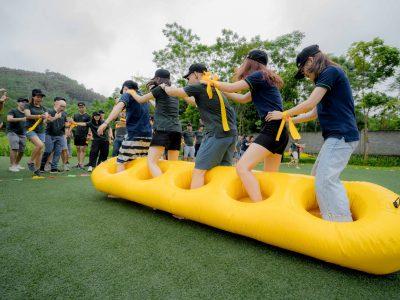 Tour Du Lịch Team Building Hà Nội – Sông Hồng Resort 01 Ngày 5