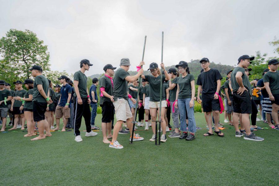 Tour Du Lịch Team Building Hà Nội – Sông Hồng Resort 01 Ngày 6