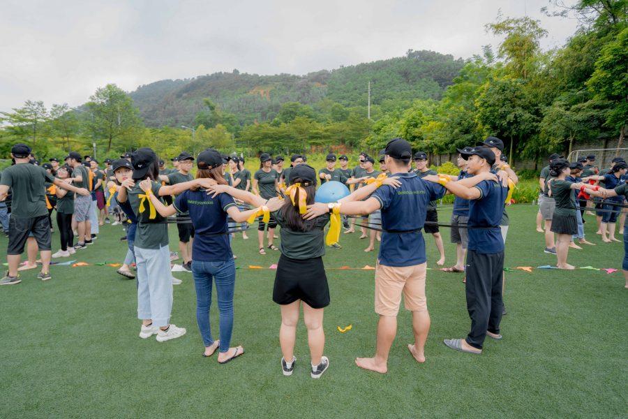 Tour Du Lịch Team Building Hà Nội – Sông Hồng Resort 01 Ngày 8