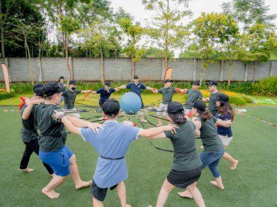 Tour Du Lịch Team Building Hà Nội – Sông Hồng Resort 01 Ngày 9