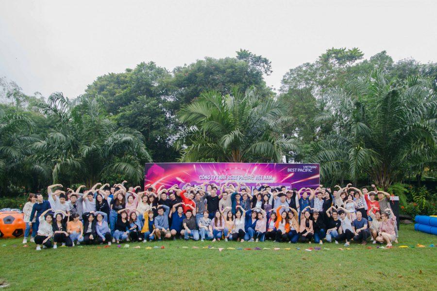 Tour Du Lịch Team Building Hà Nội – Tản Đà Resort 1 Ngày 1