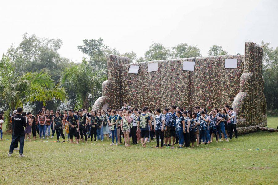 Tour Du Lịch Team Building Hà Nội – Tản Đà Resort 1 Ngày 11