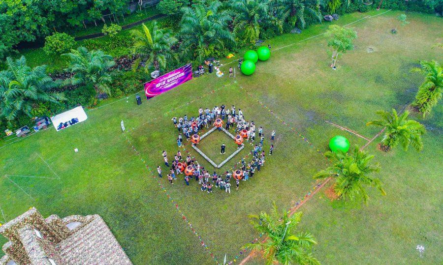 Tour Du Lịch Team Building Hà Nội – Tản Đà Resort 1 Ngày 13
