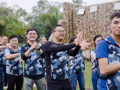 Tour Du Lịch Team Building Hà Nội – Tản Đà Resort 1 Ngày 2