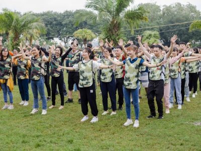 Tour Du Lịch Team Building Hà Nội – Tản Đà Resort 1 Ngày 3