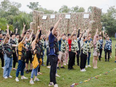 Tour Du Lịch Team Building Hà Nội – Tản Đà Resort 1 Ngày 4