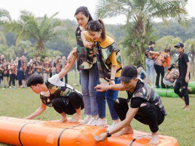 Tour Du Lịch Team Building Hà Nội – Tản Đà Resort 1 Ngày 5