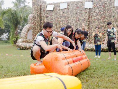 Tour Du Lịch Team Building Hà Nội – Tản Đà Resort 1 Ngày 6