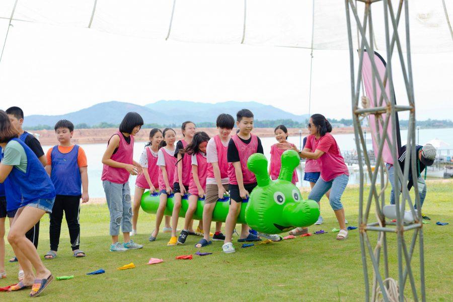 Tour Du Lịch Team Building Hà Nội - Thảo Viên Resort 1 Ngày 1