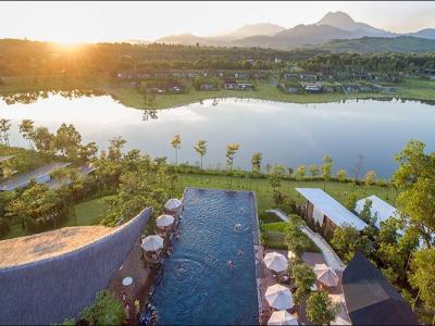 Tour hà nội resort Flamingo Đải Lải 2N1D