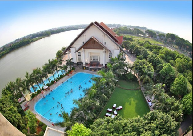 Tour hà nội sông hồng resort 2n1d