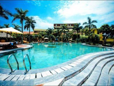 Tour hà nội thảo viên resort 2n1d