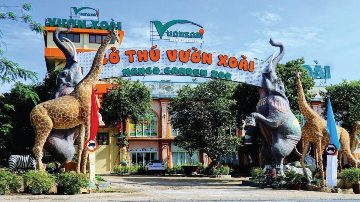 Địa điểm du lịch gia đình ở Hồ Chí Minh 15