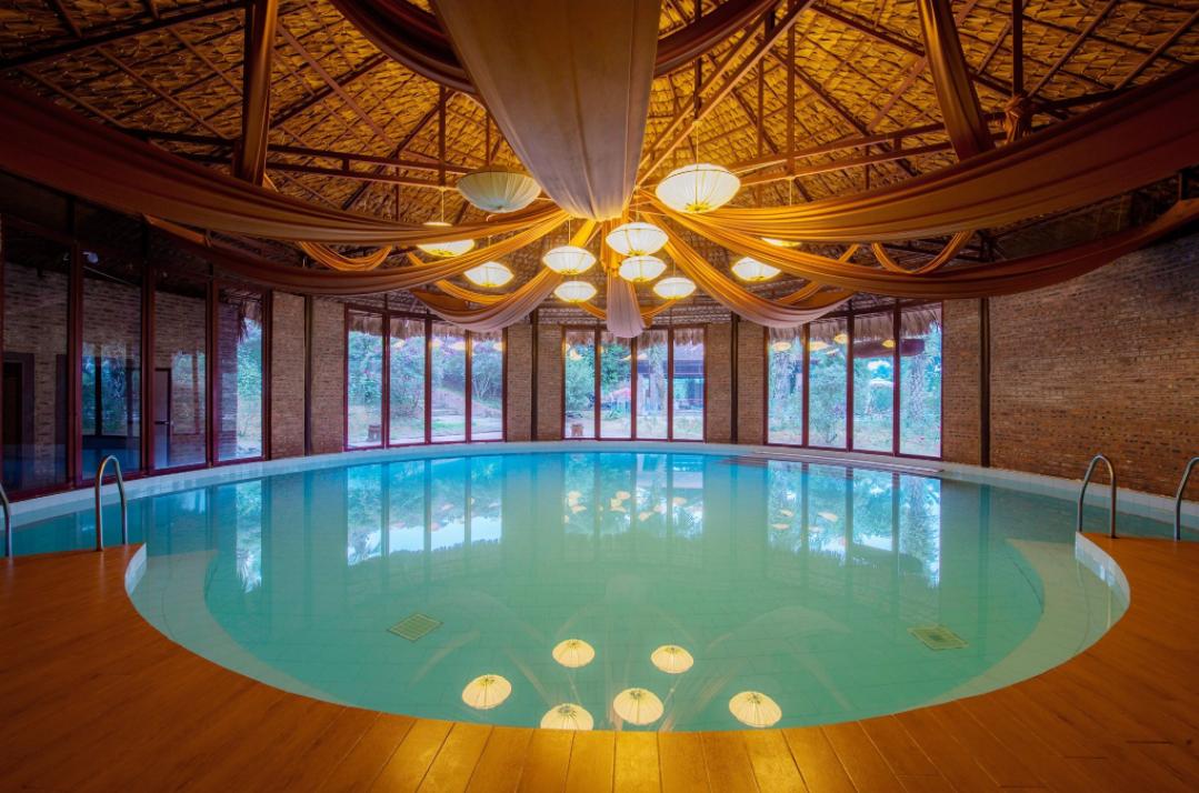Địa điểm du lịch nghỉ dưỡng Hà Nội 2