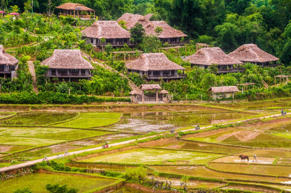 Địa điểm du lịch nghỉ dưỡng Hà Nội 9